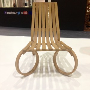 Loop Chair - Thomas Raffield
